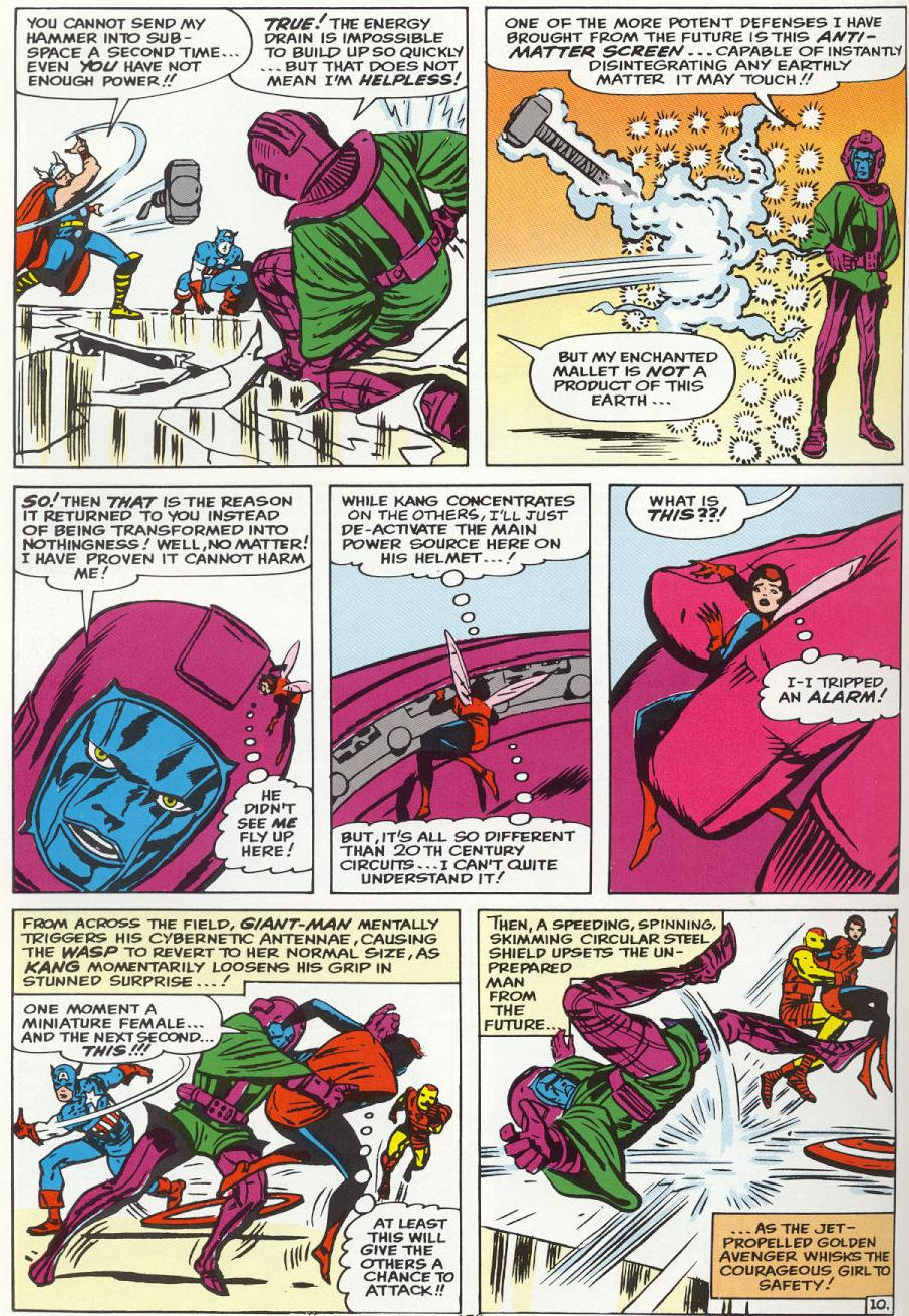 The Avengers (1963) 8 Page 10
