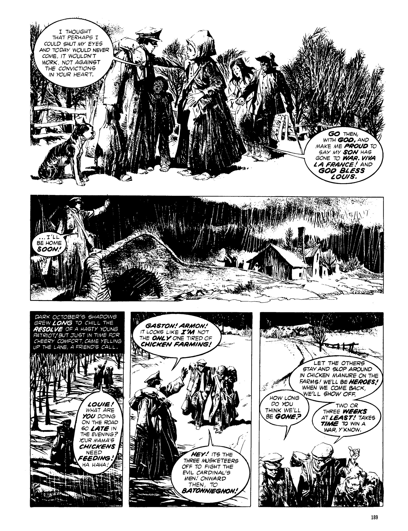 Read online Eerie Archives comic -  Issue # TPB 13 - 190