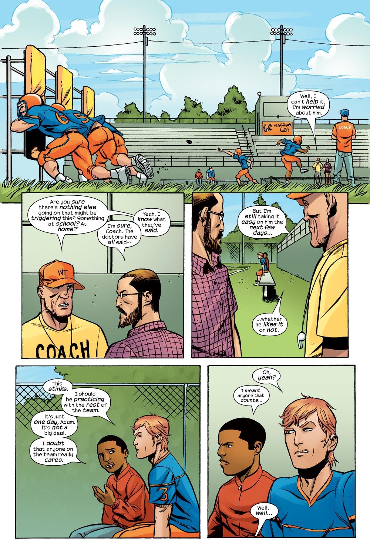 Read online Machine Teen comic -  Issue #1 - 18
