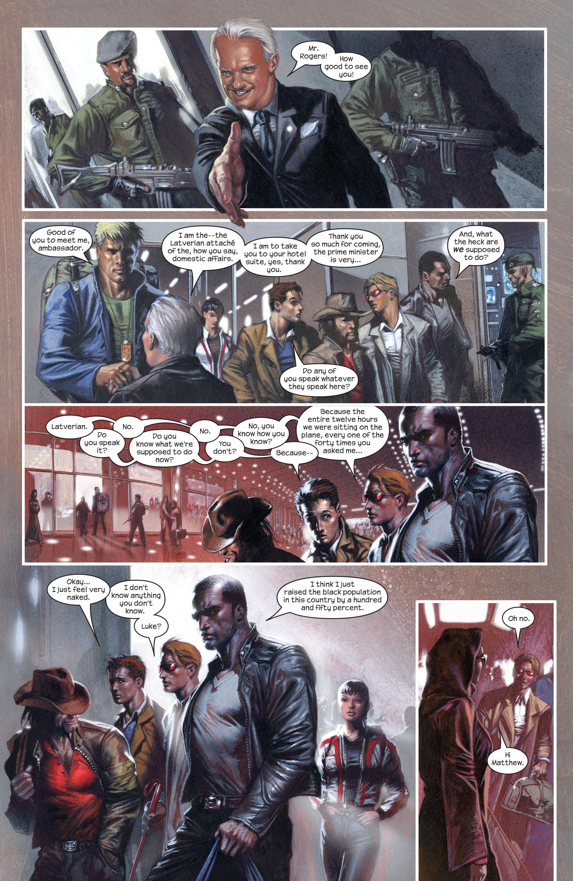 Read online Secret War comic -  Issue # Full - 44
