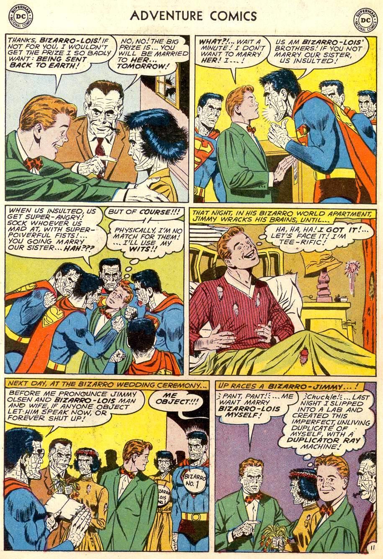 Read online Adventure Comics (1938) comic -  Issue #287 - 30