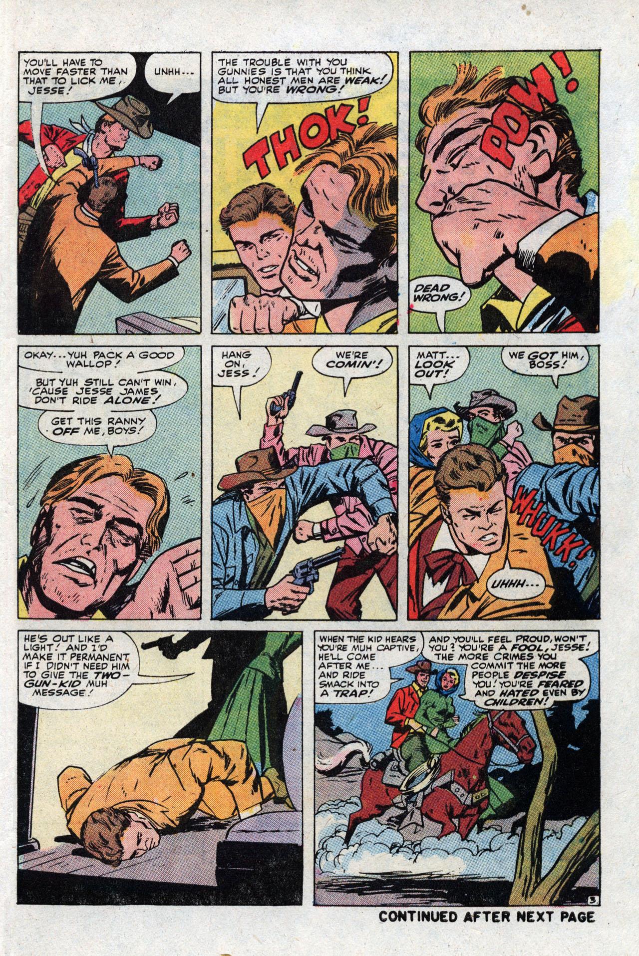 Read online Two-Gun Kid comic -  Issue #111 - 5