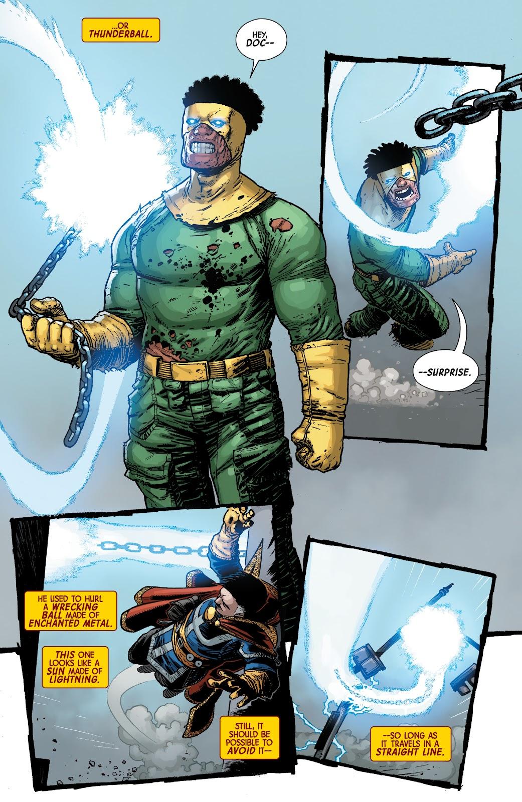 Read online Dr. Strange comic -  Issue #2 - 15