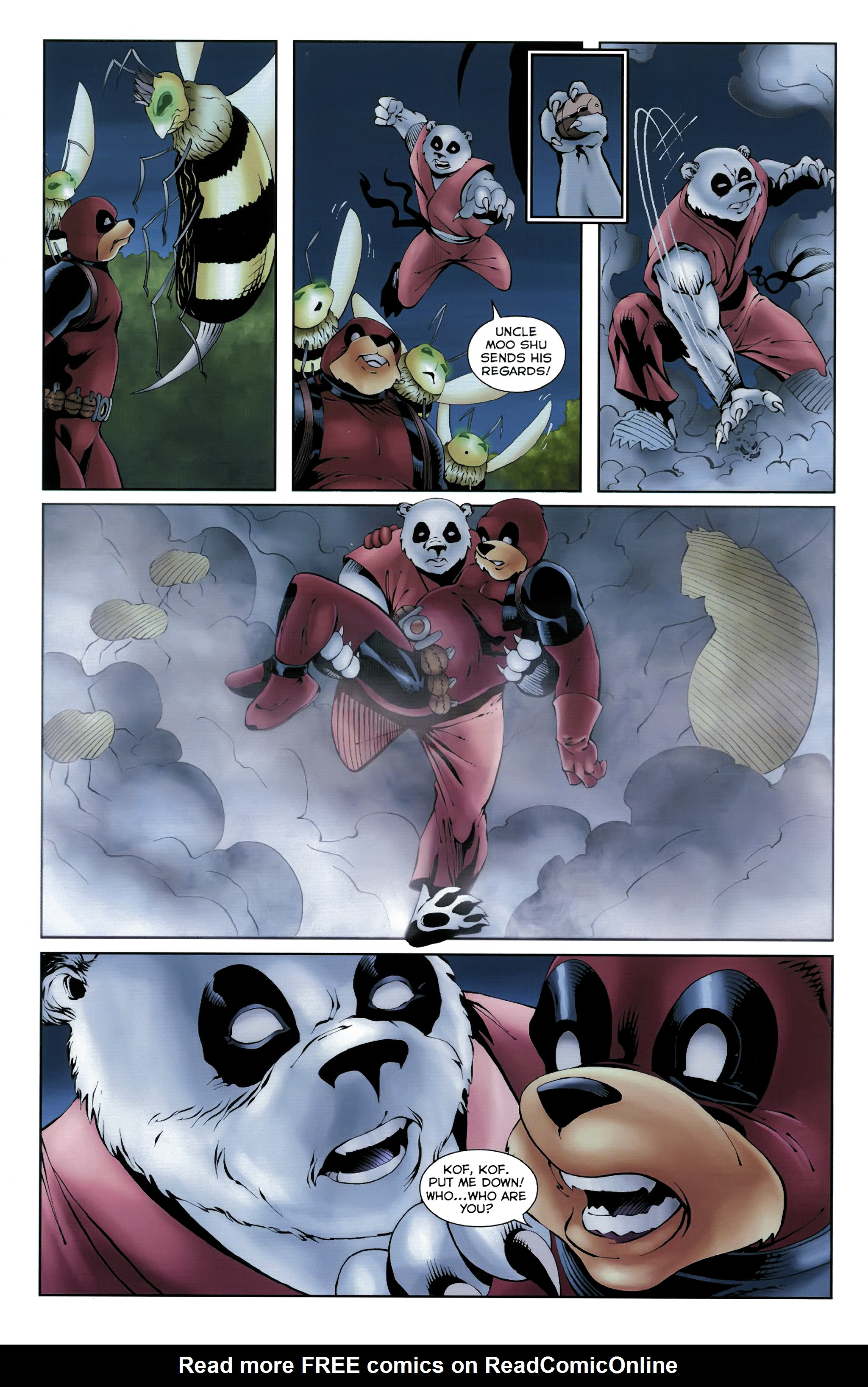 Read online Dead Pooh comic -  Issue #3 - 22