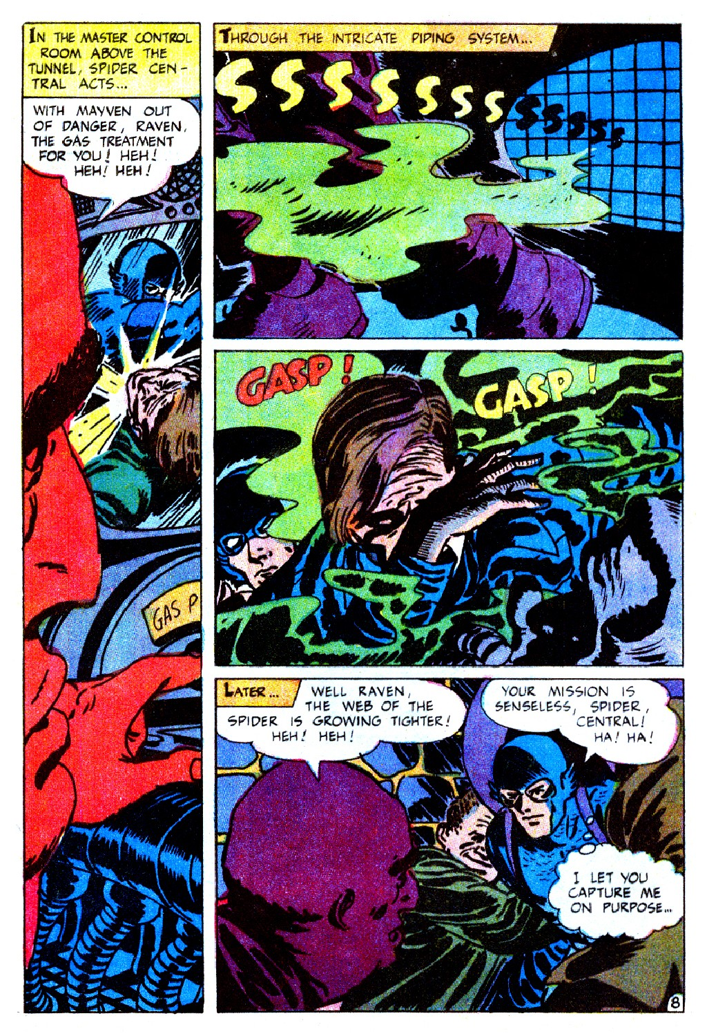 T.H.U.N.D.E.R. Agents (1965) issue 9 - Page 62