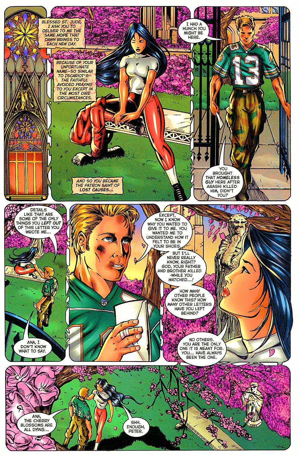 Shi: The Way of the Warrior Issue #11 #11 - English 23