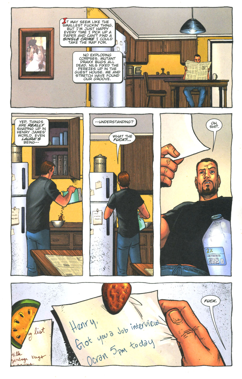 Read online The Exterminators comic -  Issue #6 - 2