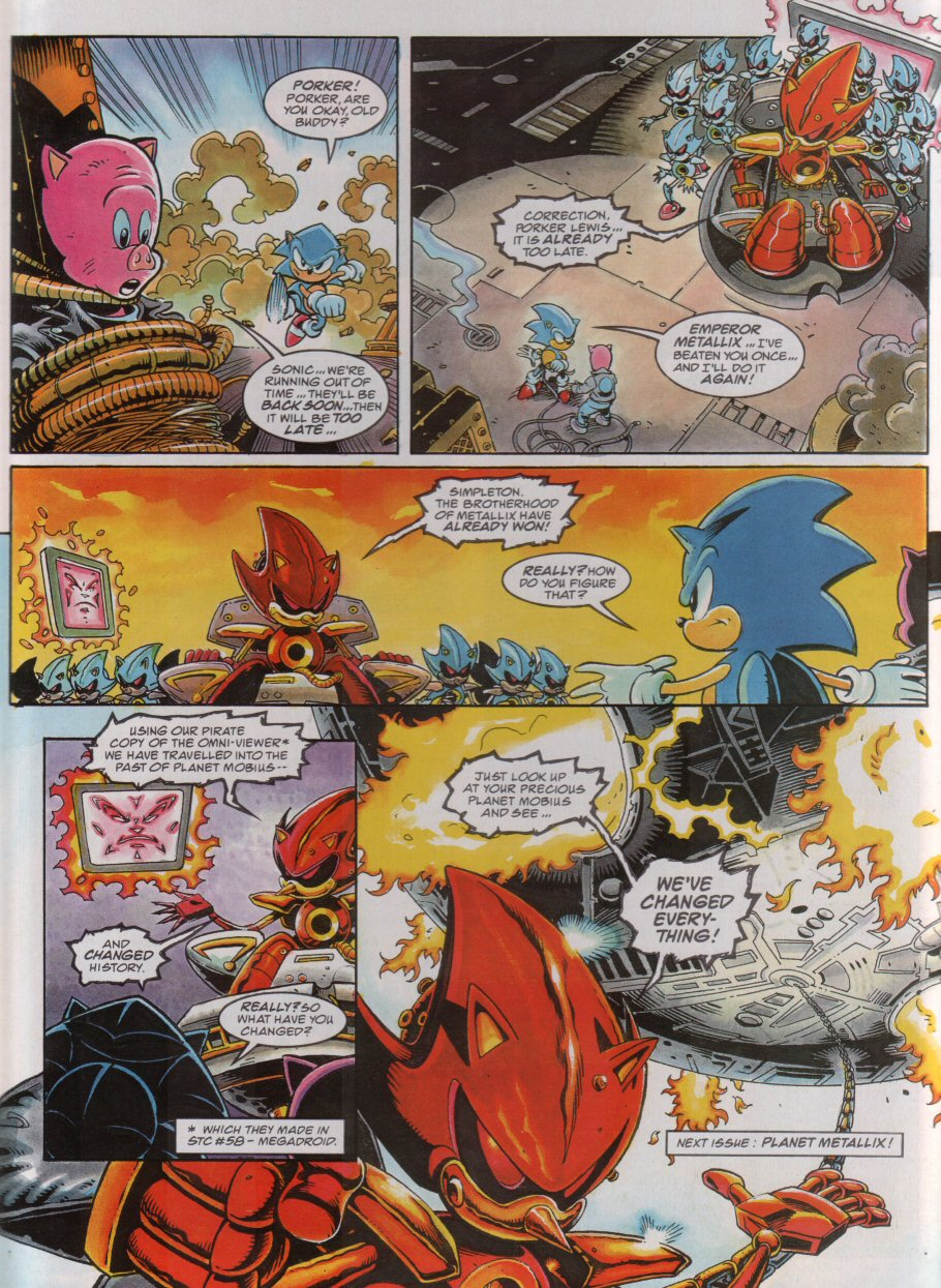Read online Sonic the Comic comic -  Issue #68 - 9