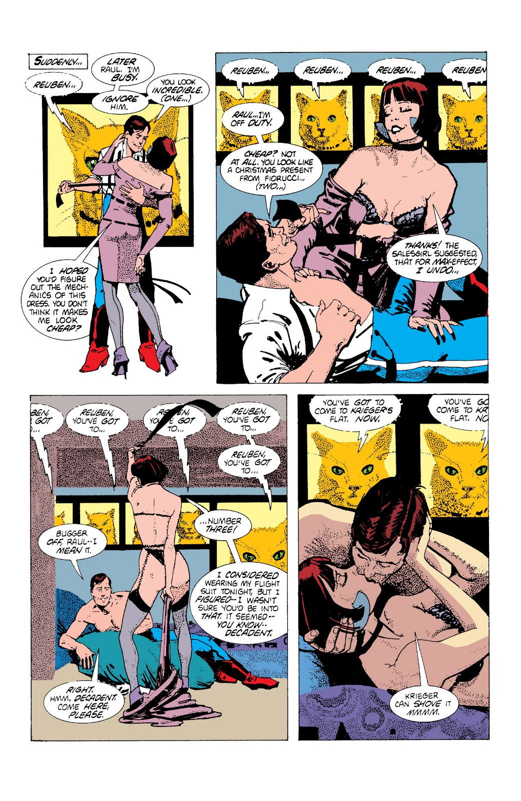 American Flagg! issue Definitive Collection (Part 1) - Page 78