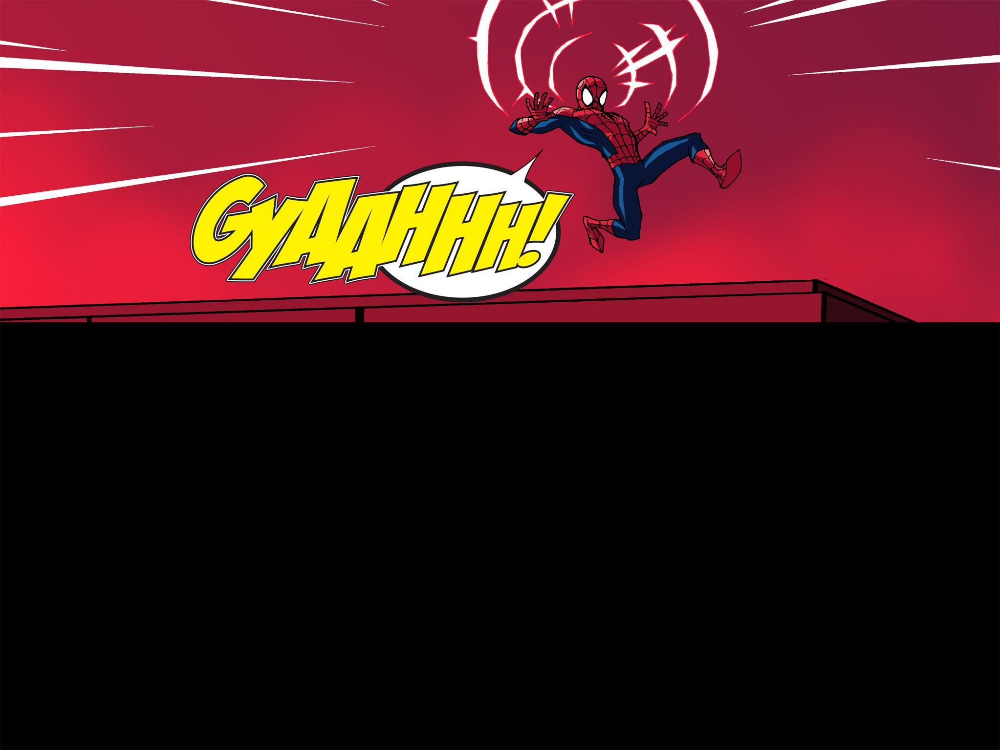 Read online Ultimate Spider-Man (Infinite Comics) (2015) comic -  Issue #1 - 35