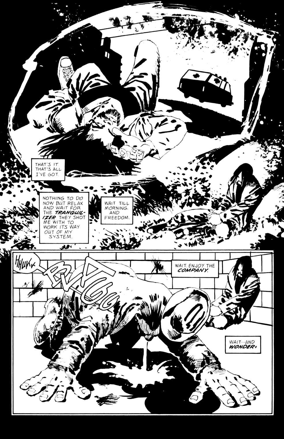 Read online Sin City: Hell and Back comic -  Issue #2 - 21