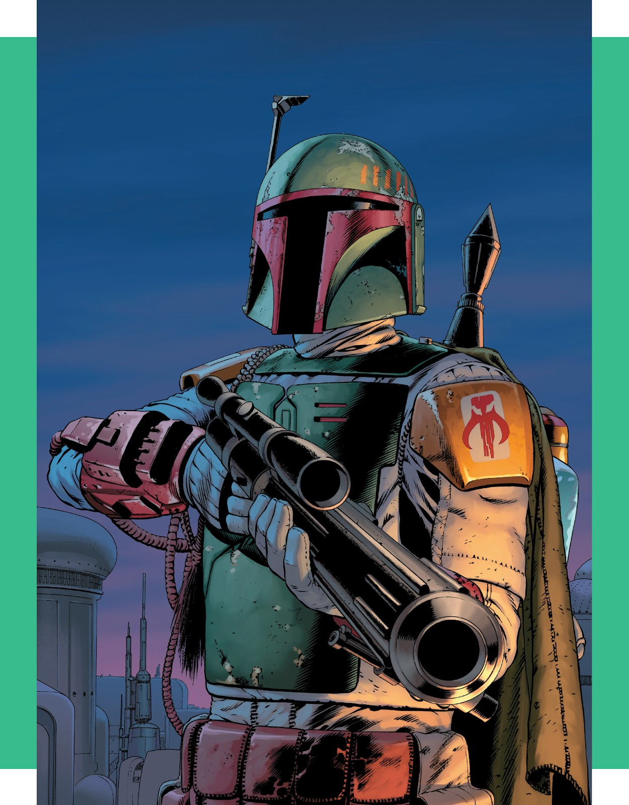 Read online The Marvel Art of Star Wars comic -  Issue # TPB (Part 1) - 33