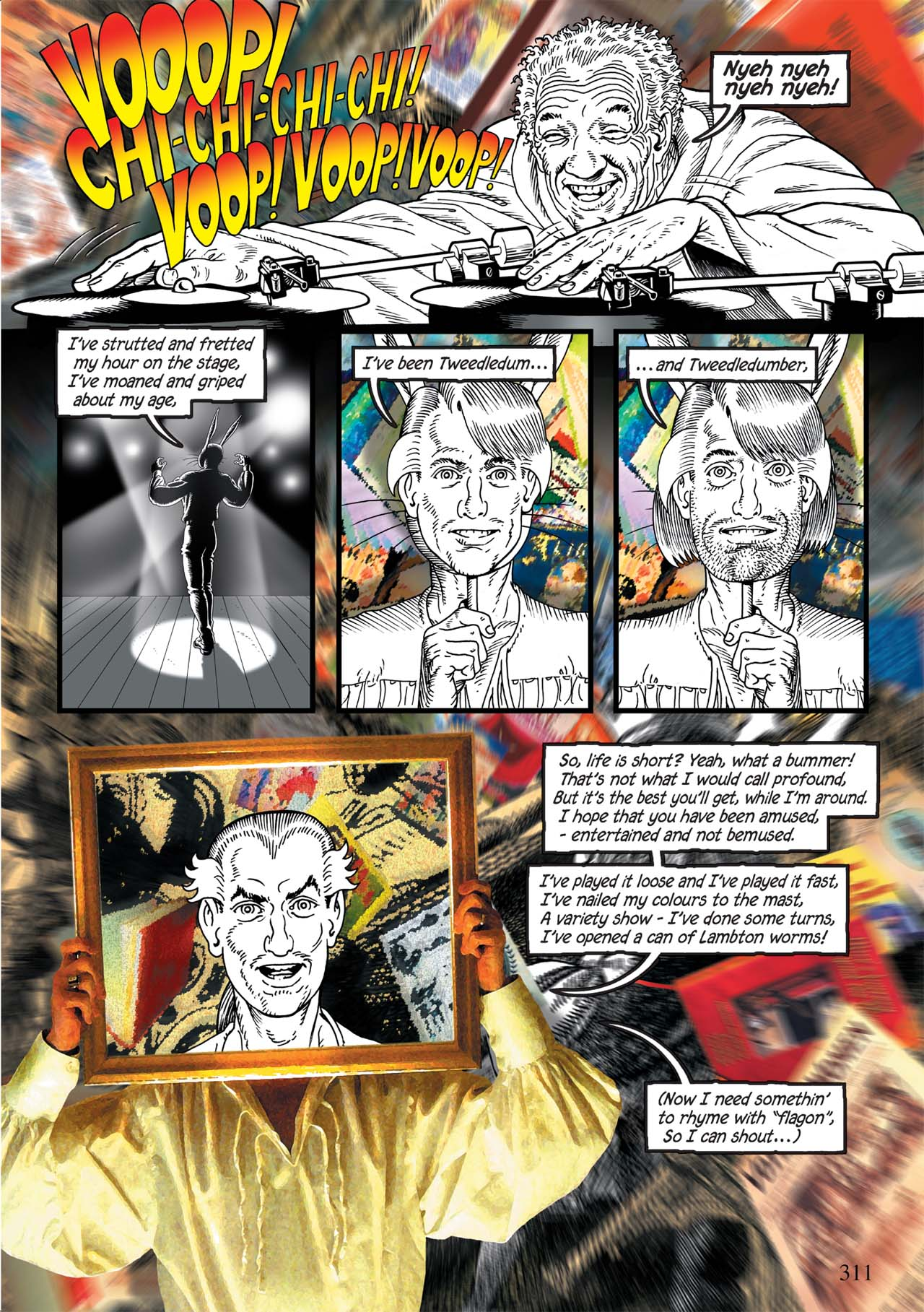 Read online Alice in Sunderland comic -  Issue # Full - 315