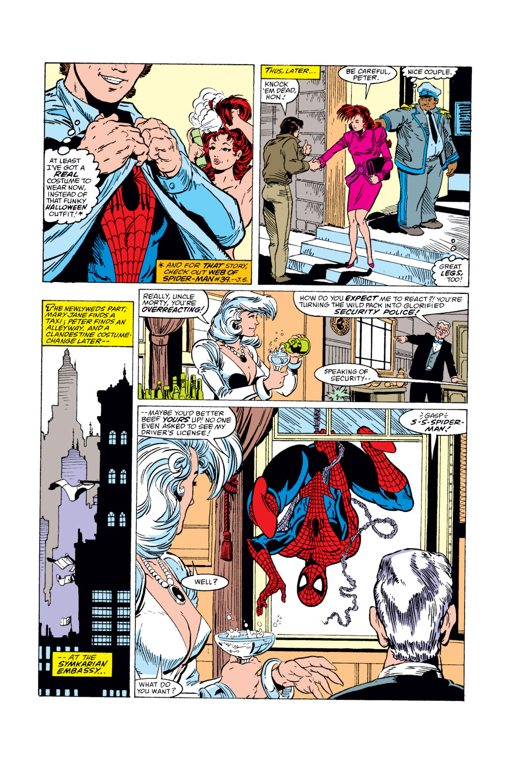 The Amazing Spider-Man (1963) 301 Page 6