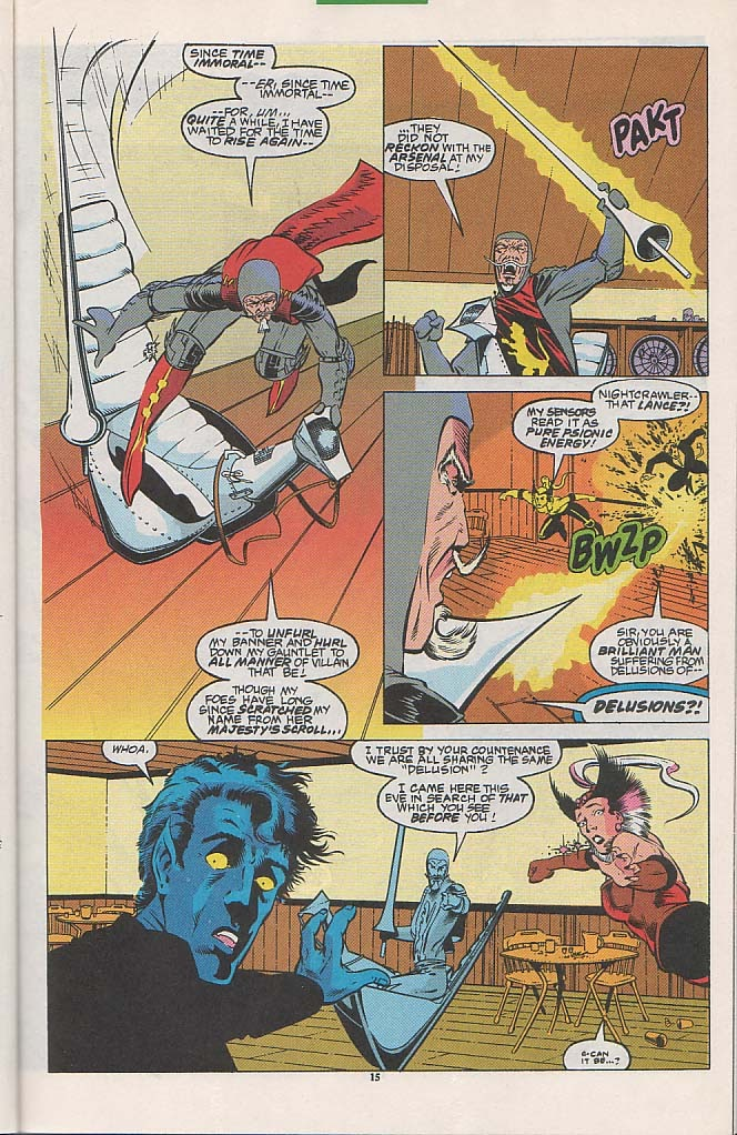 Excalibur (1988) issue 60 - Page 12
