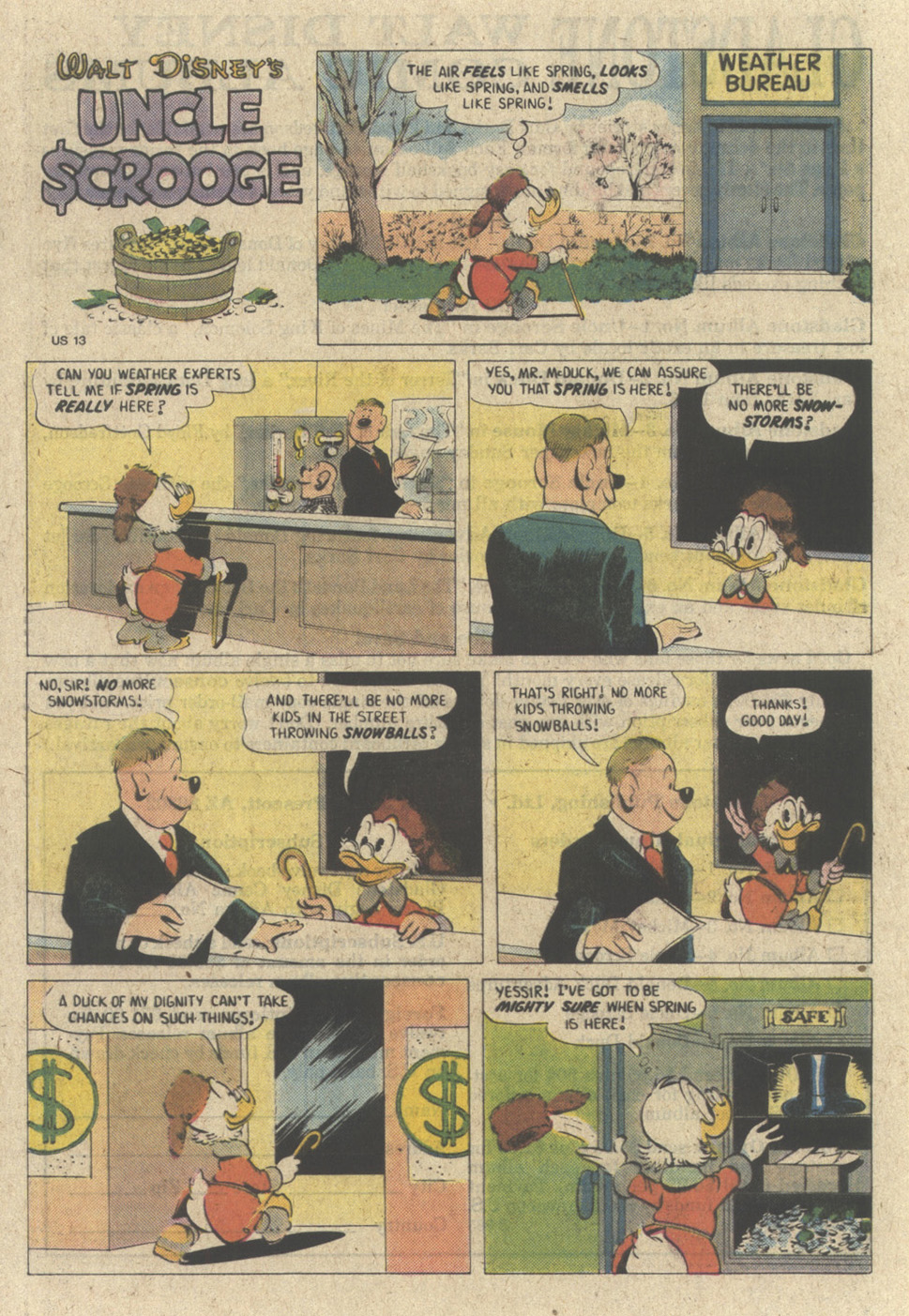Read online Uncle Scrooge (1953) comic -  Issue #227 - 28