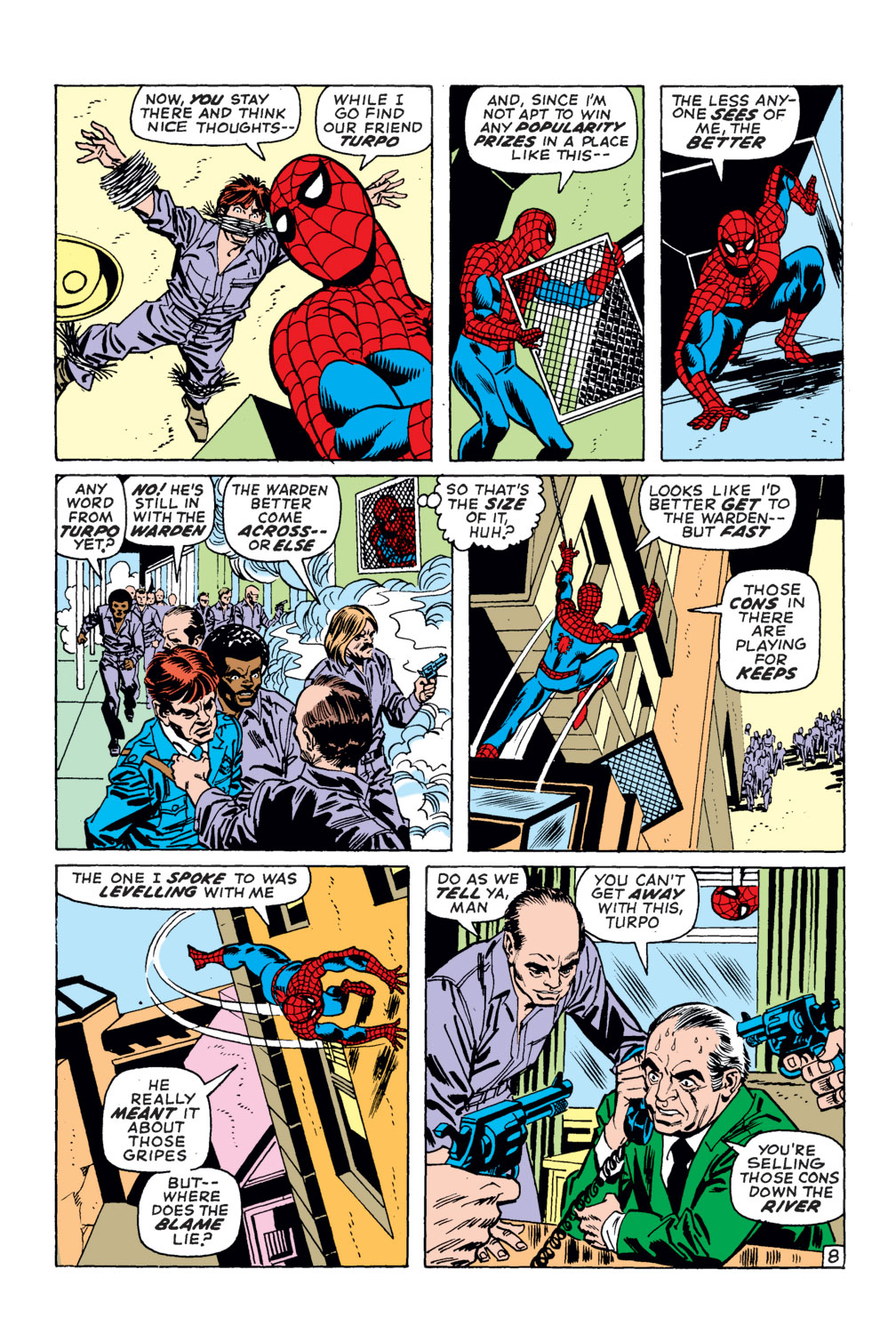 The Amazing Spider-Man (1963) 99 Page 8