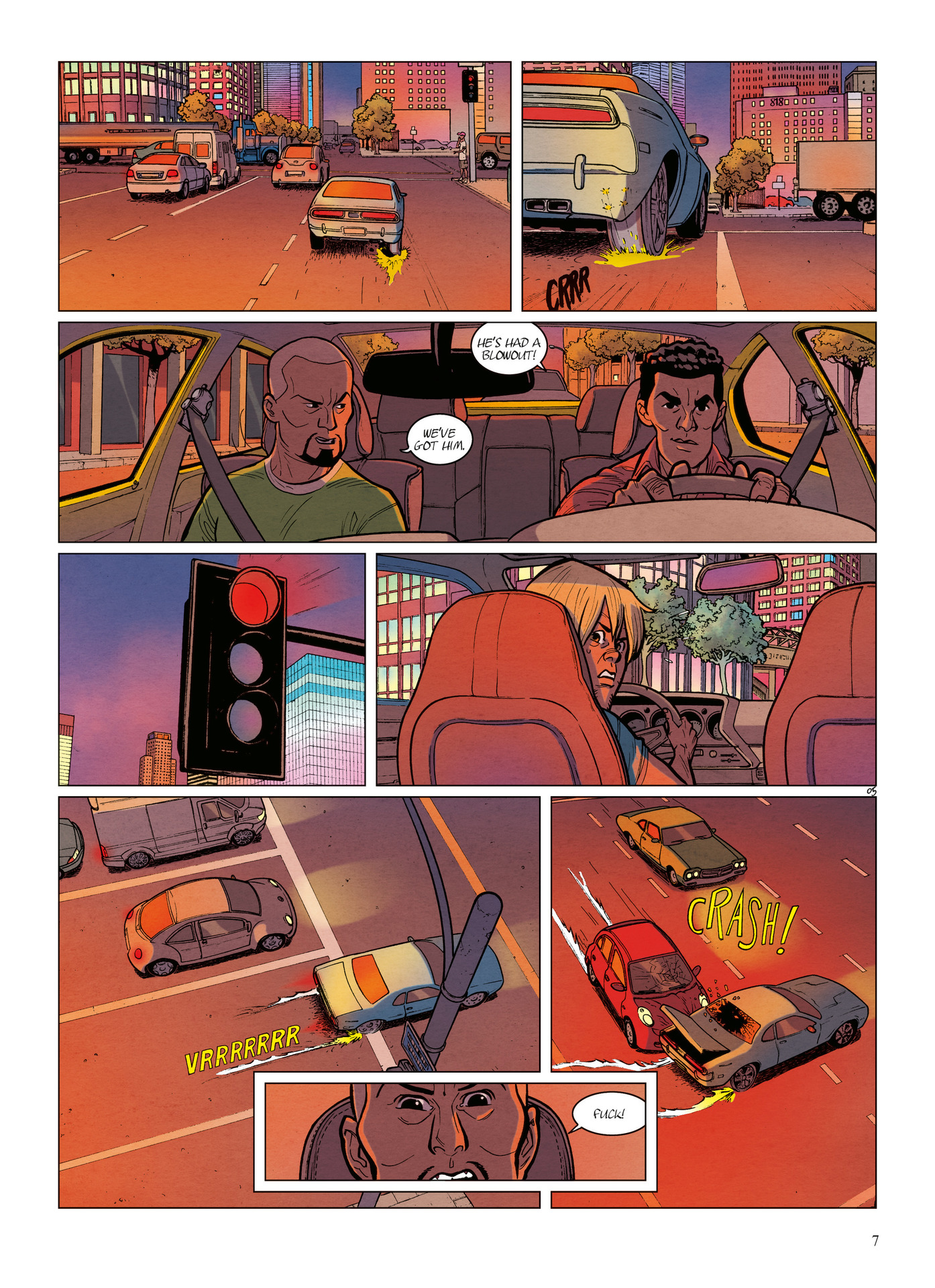 Read online Alter Ego comic -  Issue #6 - 9
