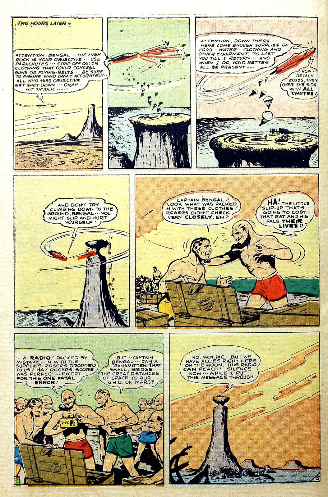 Read online Famous Funnies comic -  Issue #187 - 48