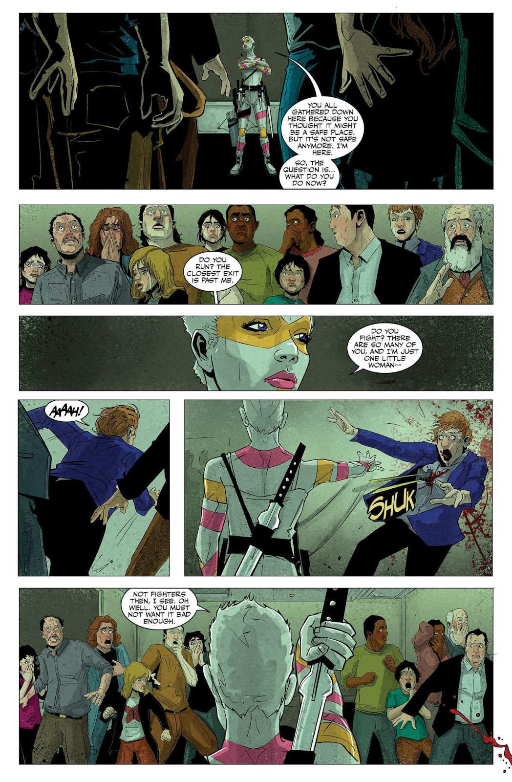 Sink issue 9 - Page 20