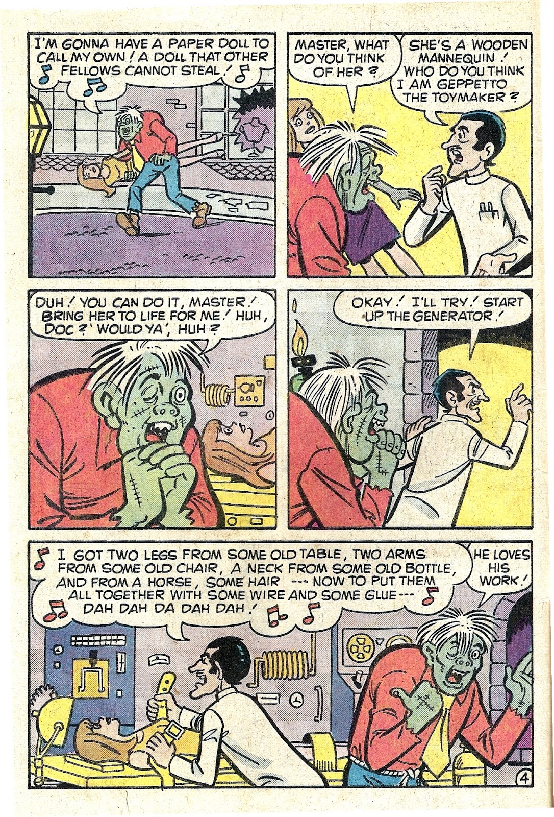Read online Madhouse Comics comic -  Issue #114 - 6