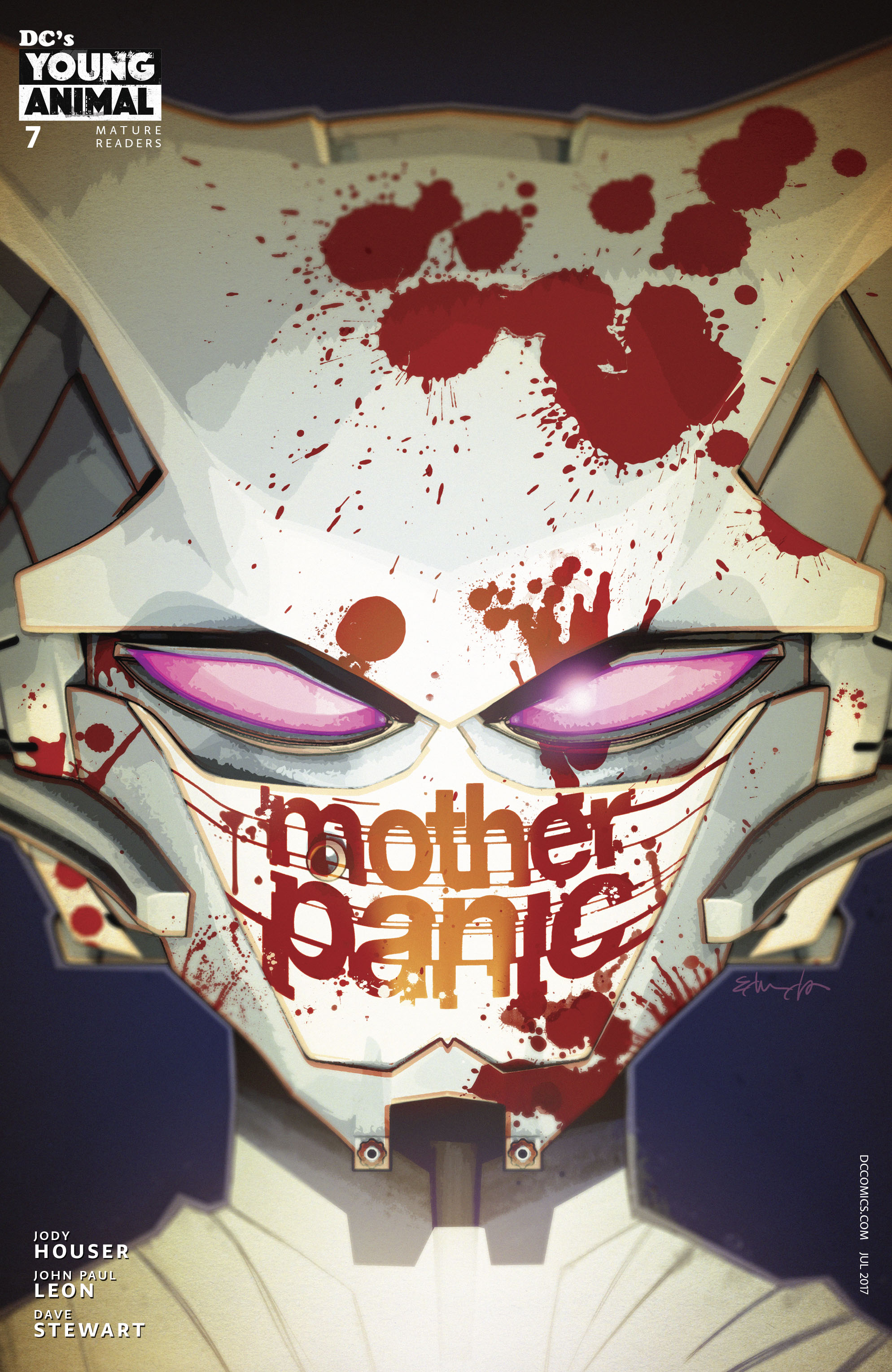 Read online Mother Panic comic -  Issue #7 - 3