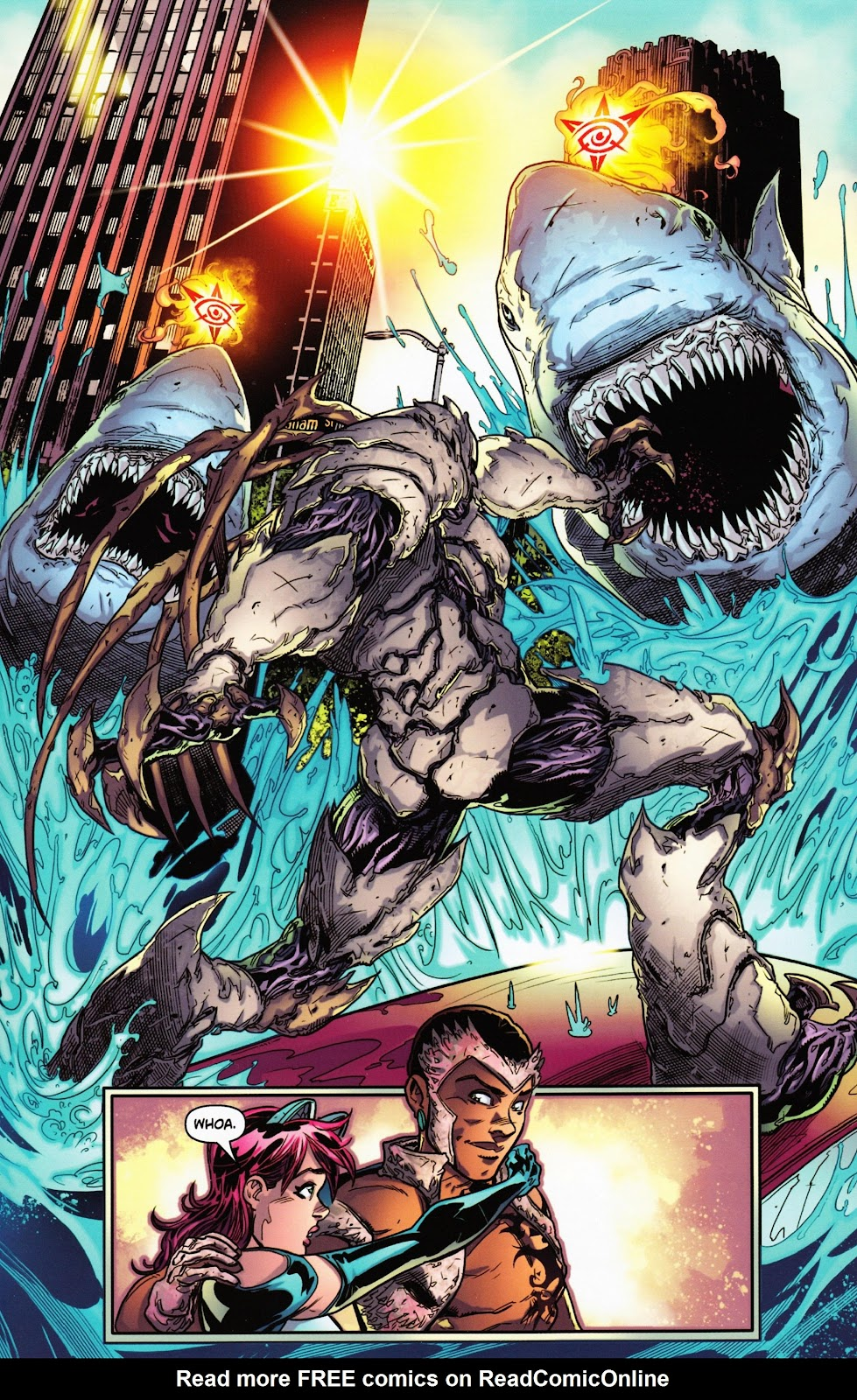 Read online Critter (2012) comic -  Issue #11 - 19