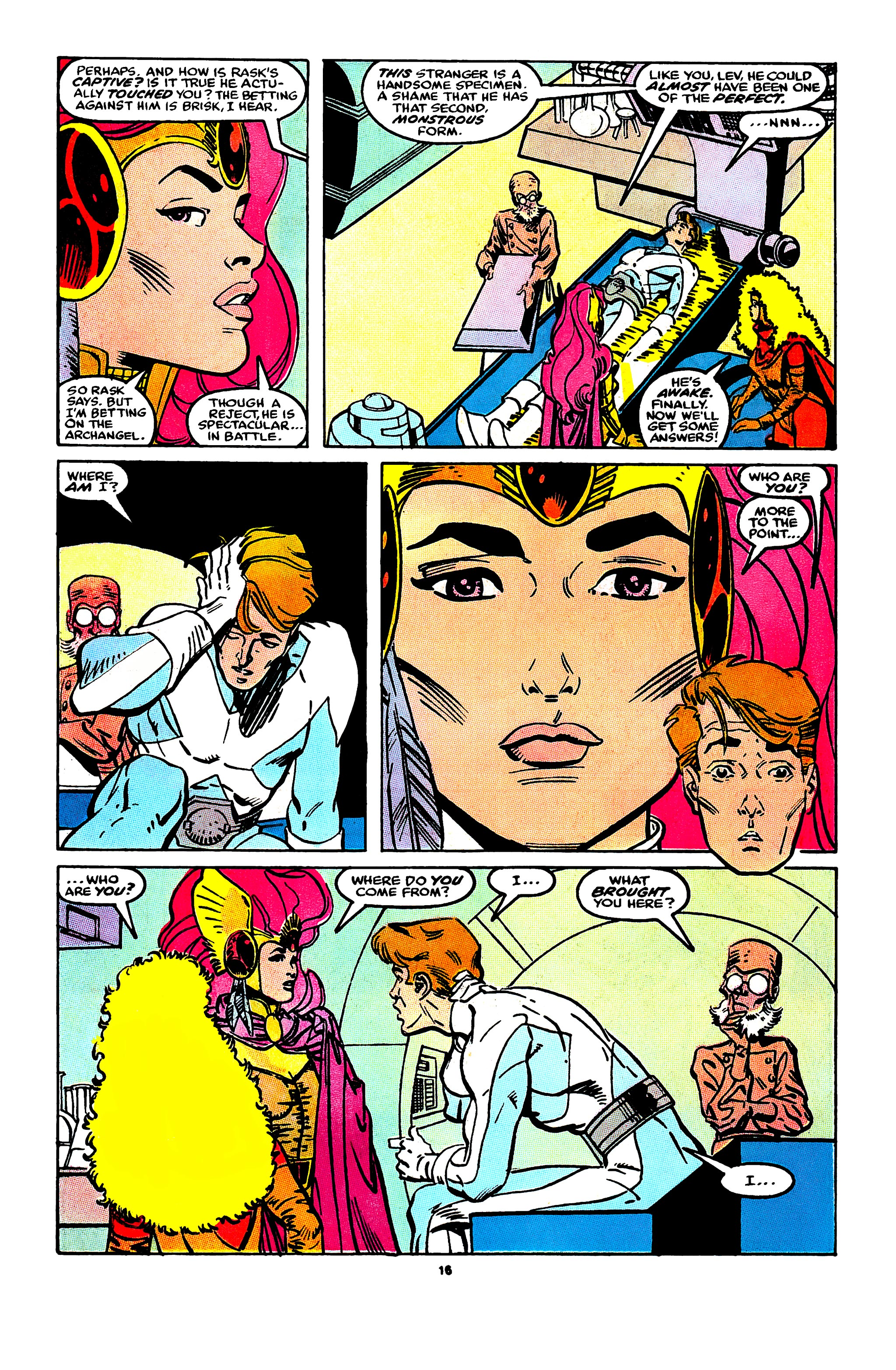 Read online X-Factor (1986) comic -  Issue #44 - 13