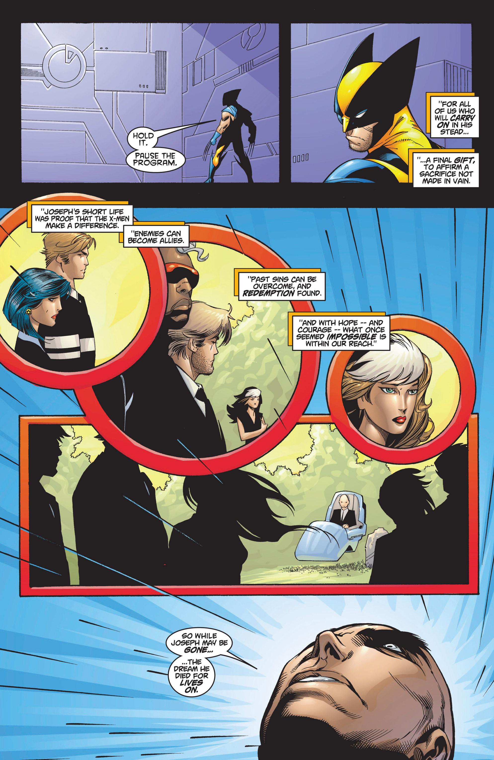 Read online Uncanny X-Men (1963) comic -  Issue #368 - 16