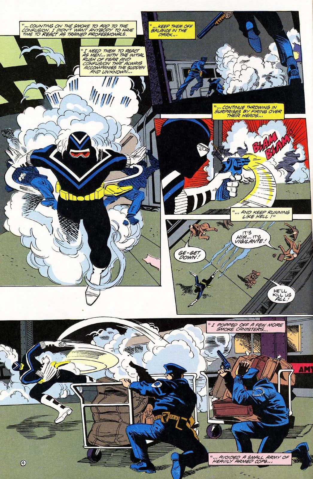 Vigilante (1983) issue 43 - Page 6