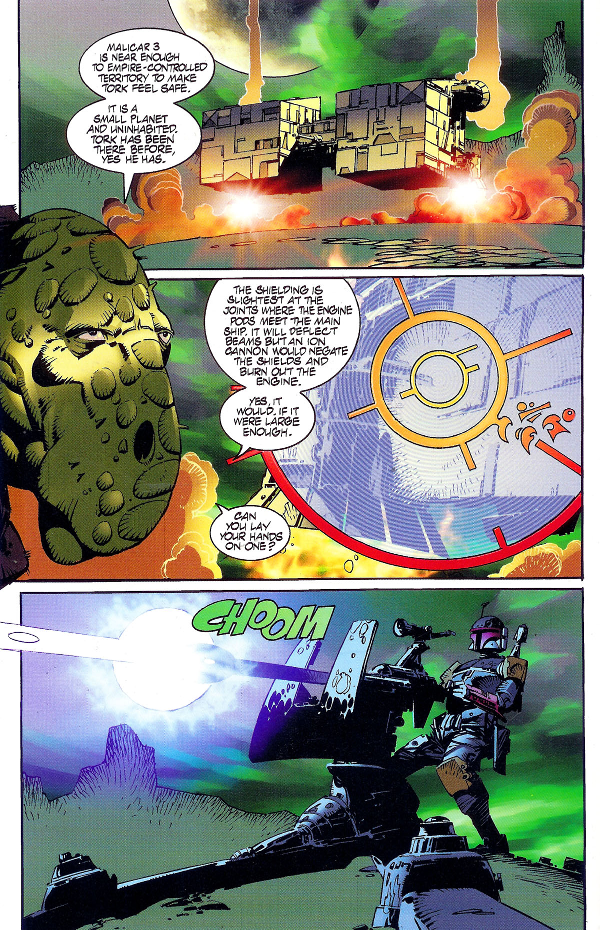 Read online Star Wars Omnibus comic -  Issue # Vol. 12 - 478
