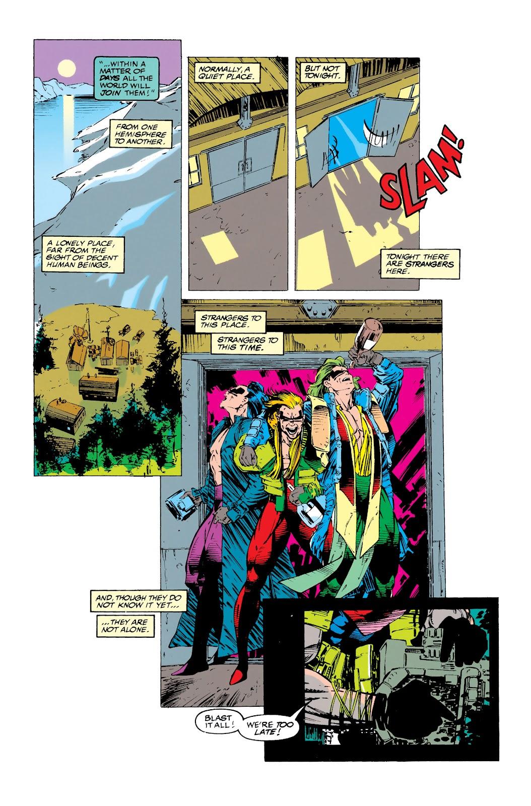 Uncanny X-Men (1963) issue 284 - Page 19