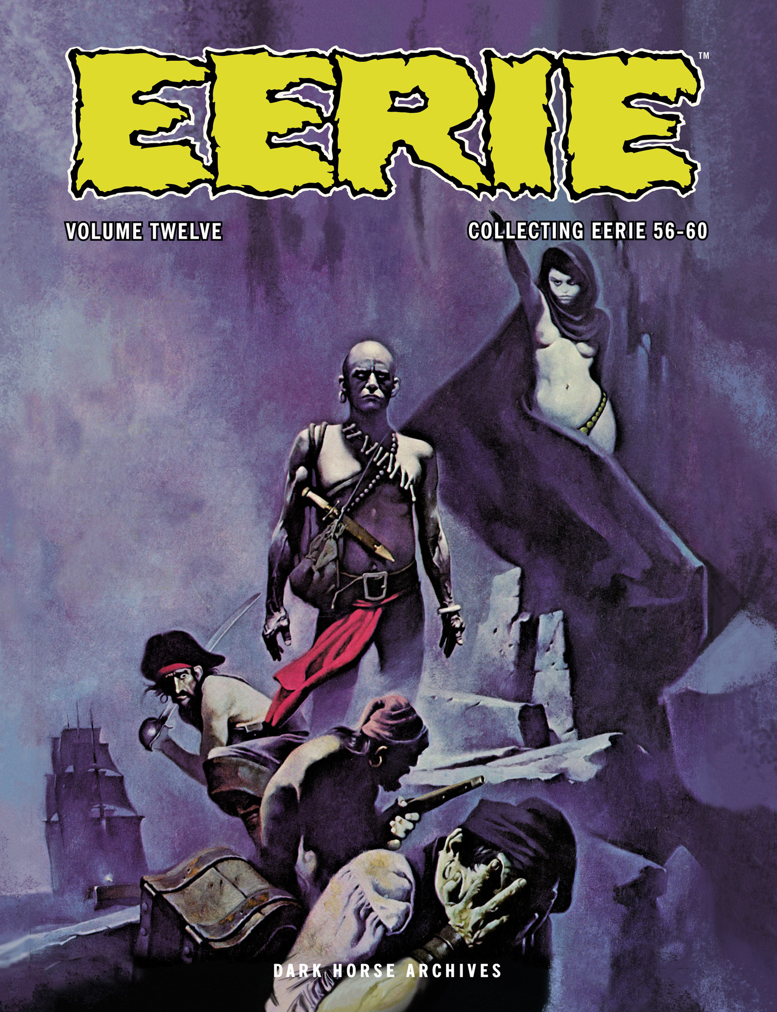 Read online Eerie Archives comic -  Issue # TPB 12 - 1