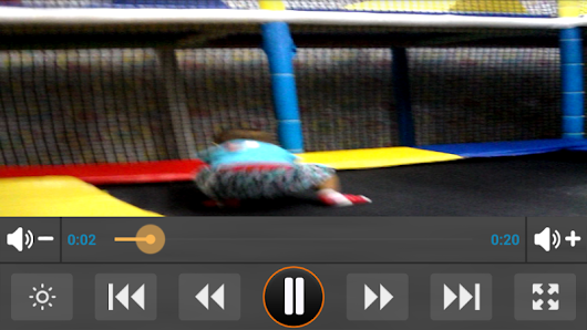 Free Android APP Video Player Professional
