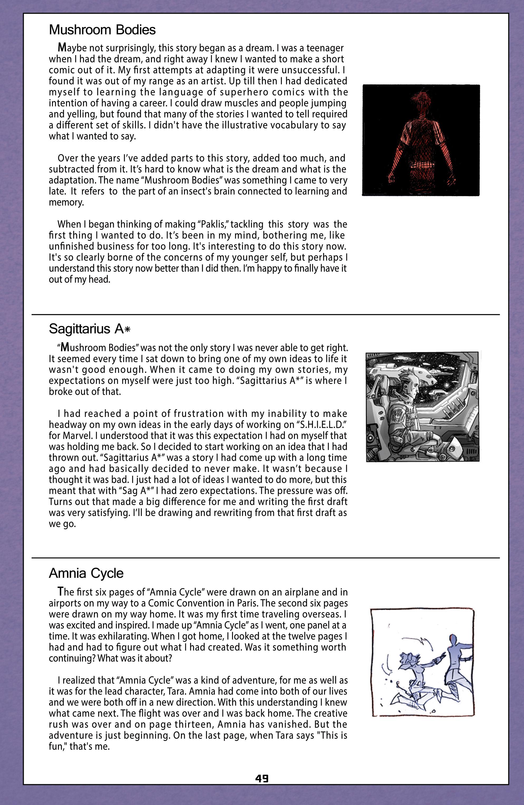 Read online Paklis comic -  Issue #1 - 50