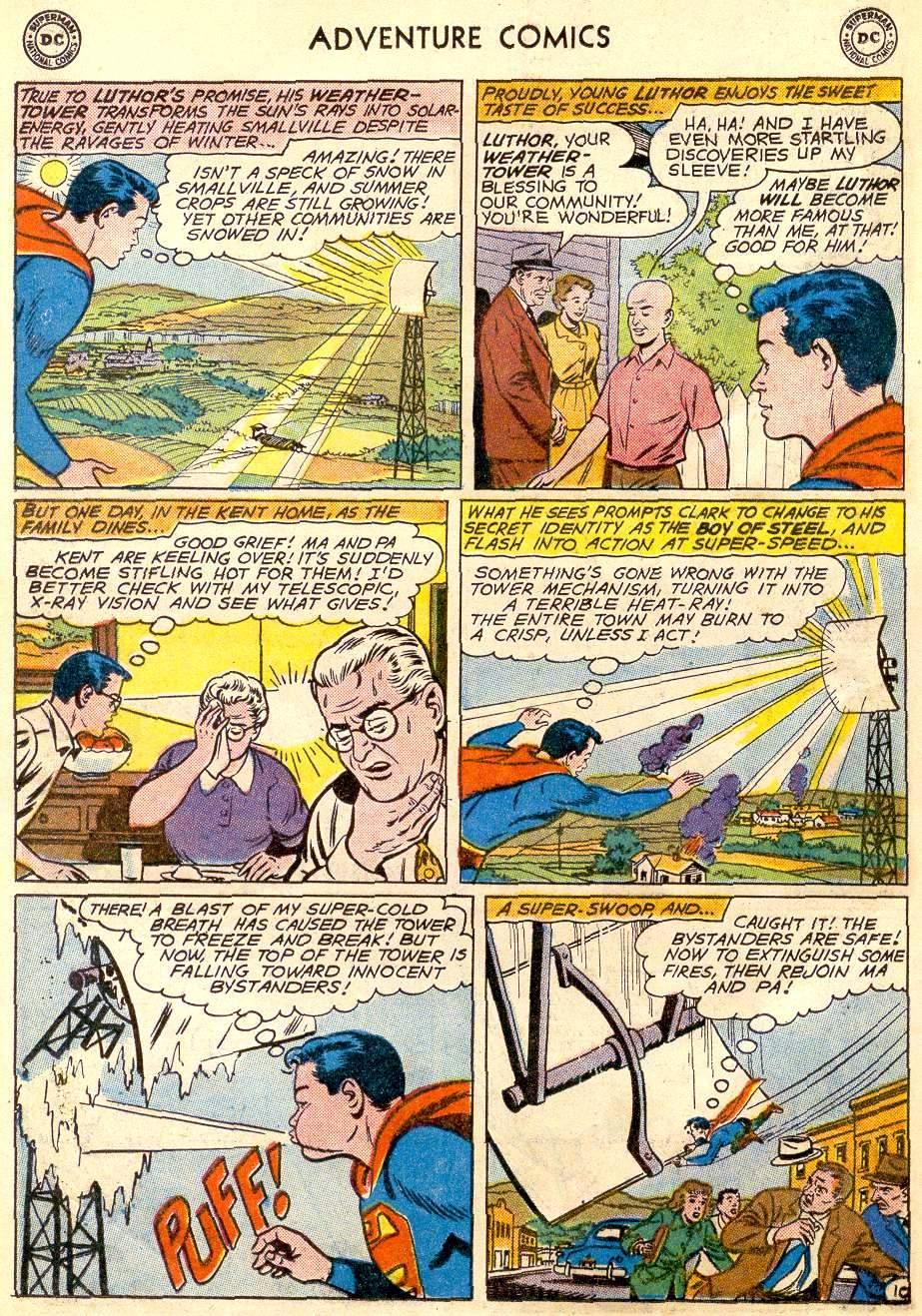 Read online Adventure Comics (1938) comic -  Issue #271 - 12