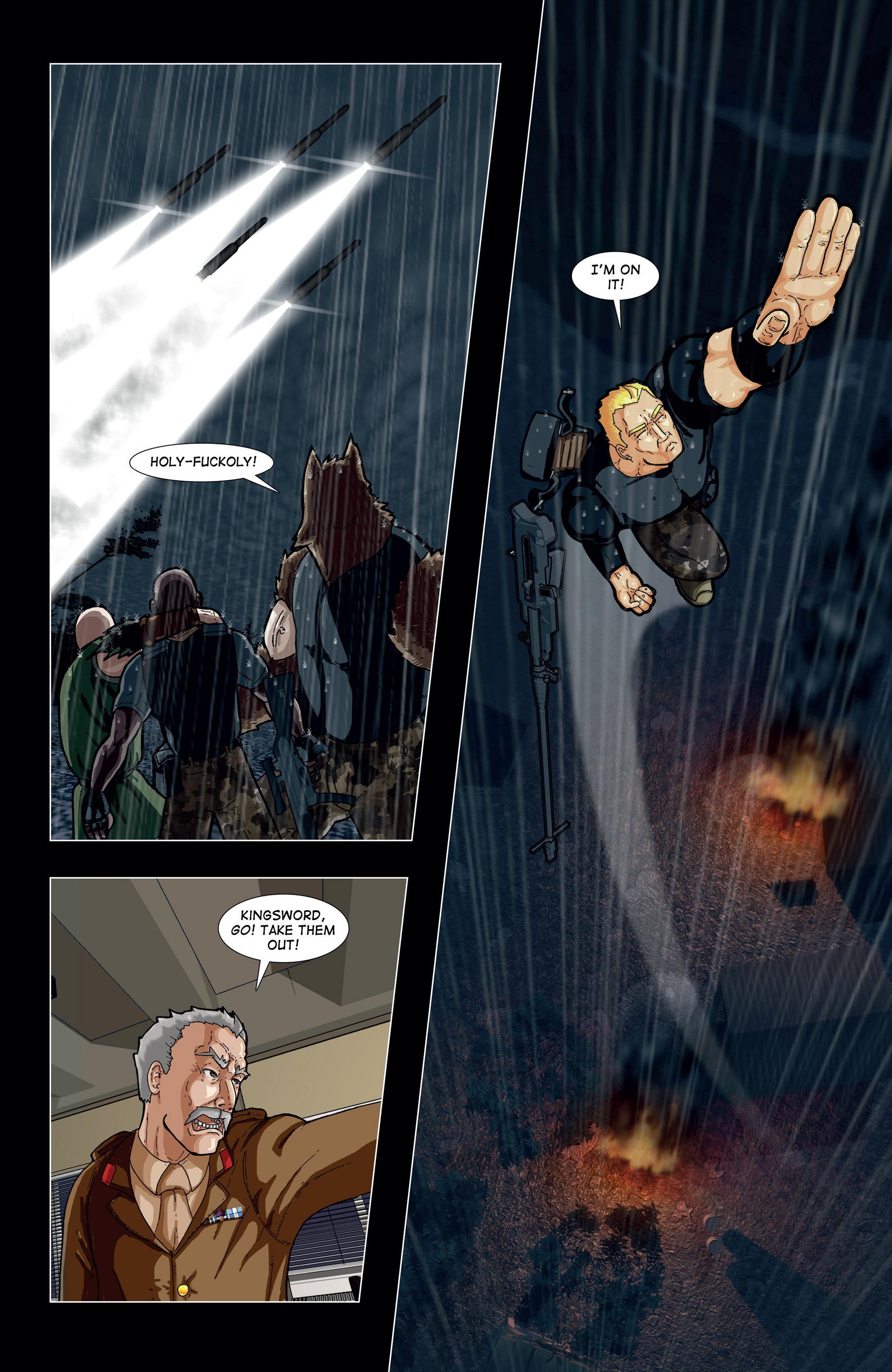 Read online Vanguard (2015) comic -  Issue #2 - 24
