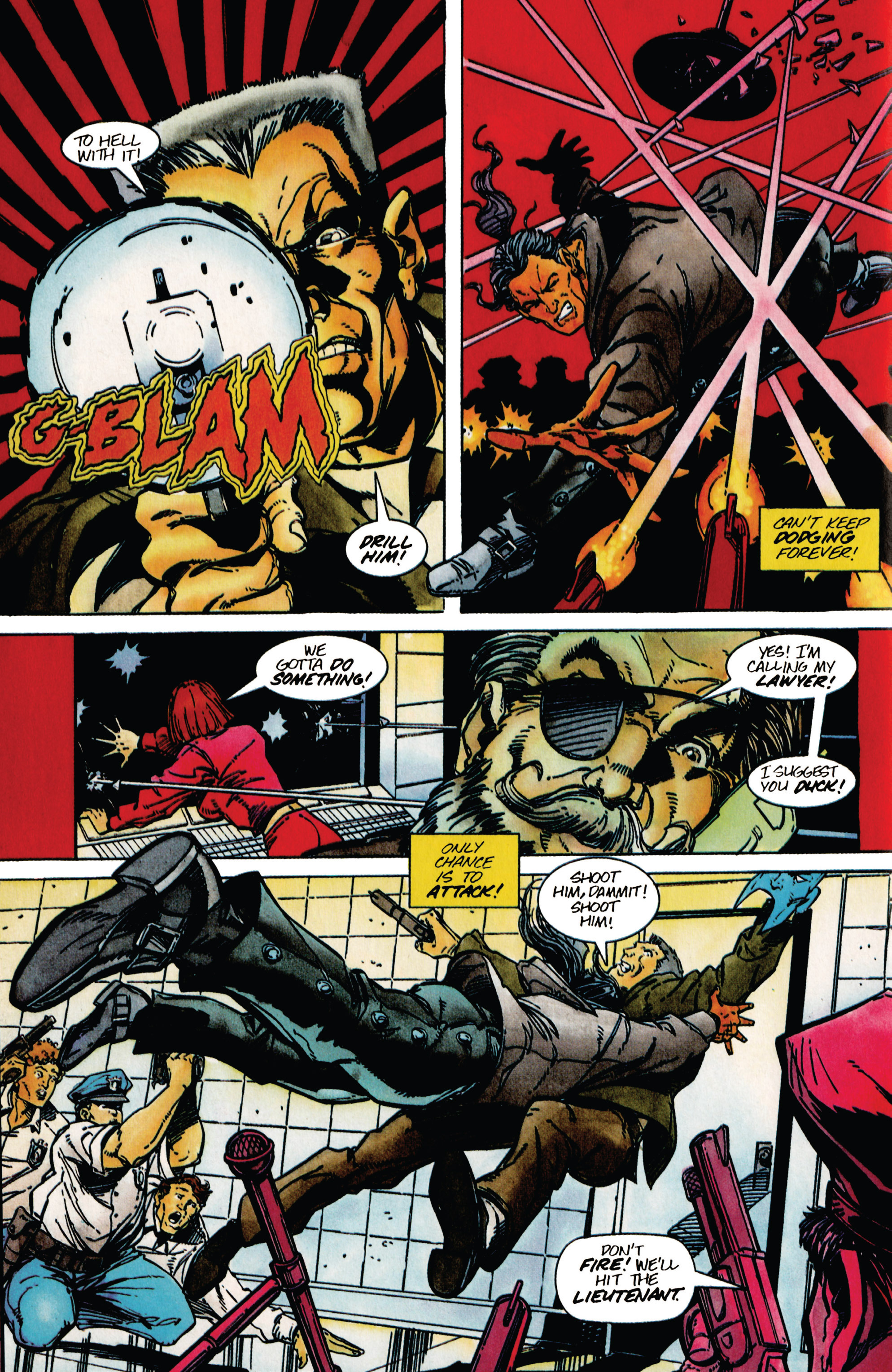 Read online Shadowman (1992) comic -  Issue #41 - 18