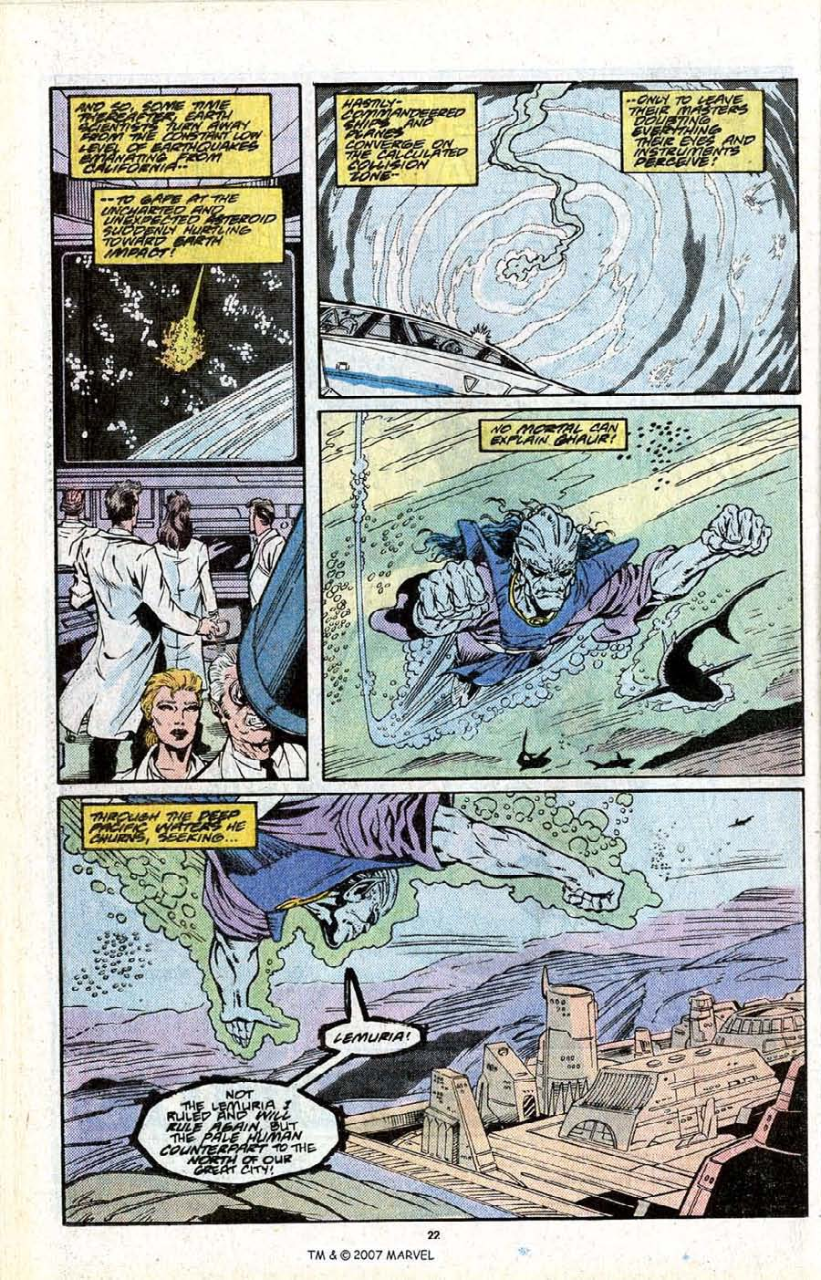 Read online Silver Surfer (1987) comic -  Issue # _Annual 2 - 24
