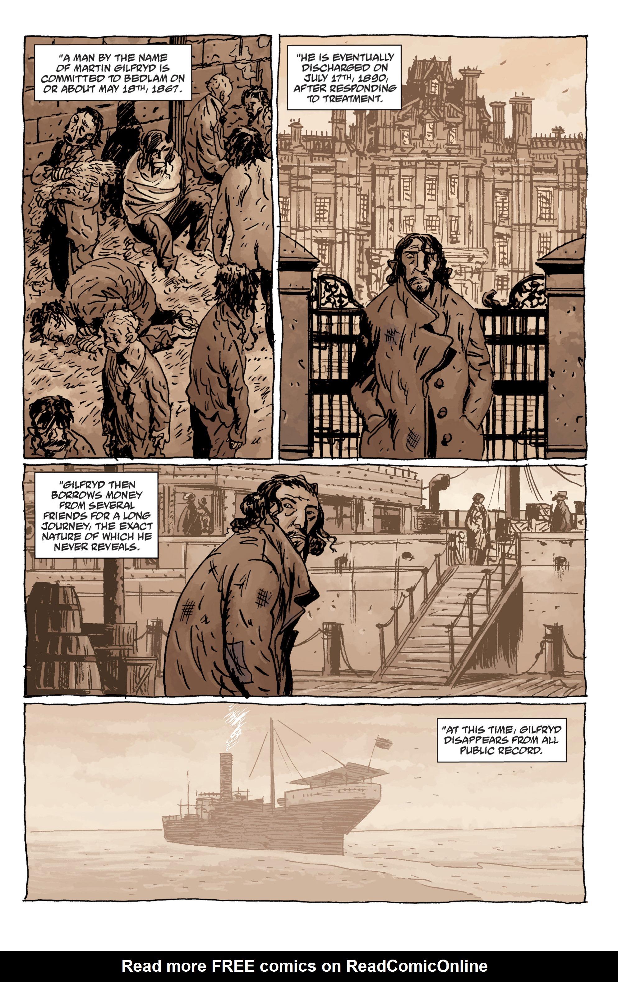 Read online B.P.R.D. (2003) comic -  Issue # TPB 11 - 19