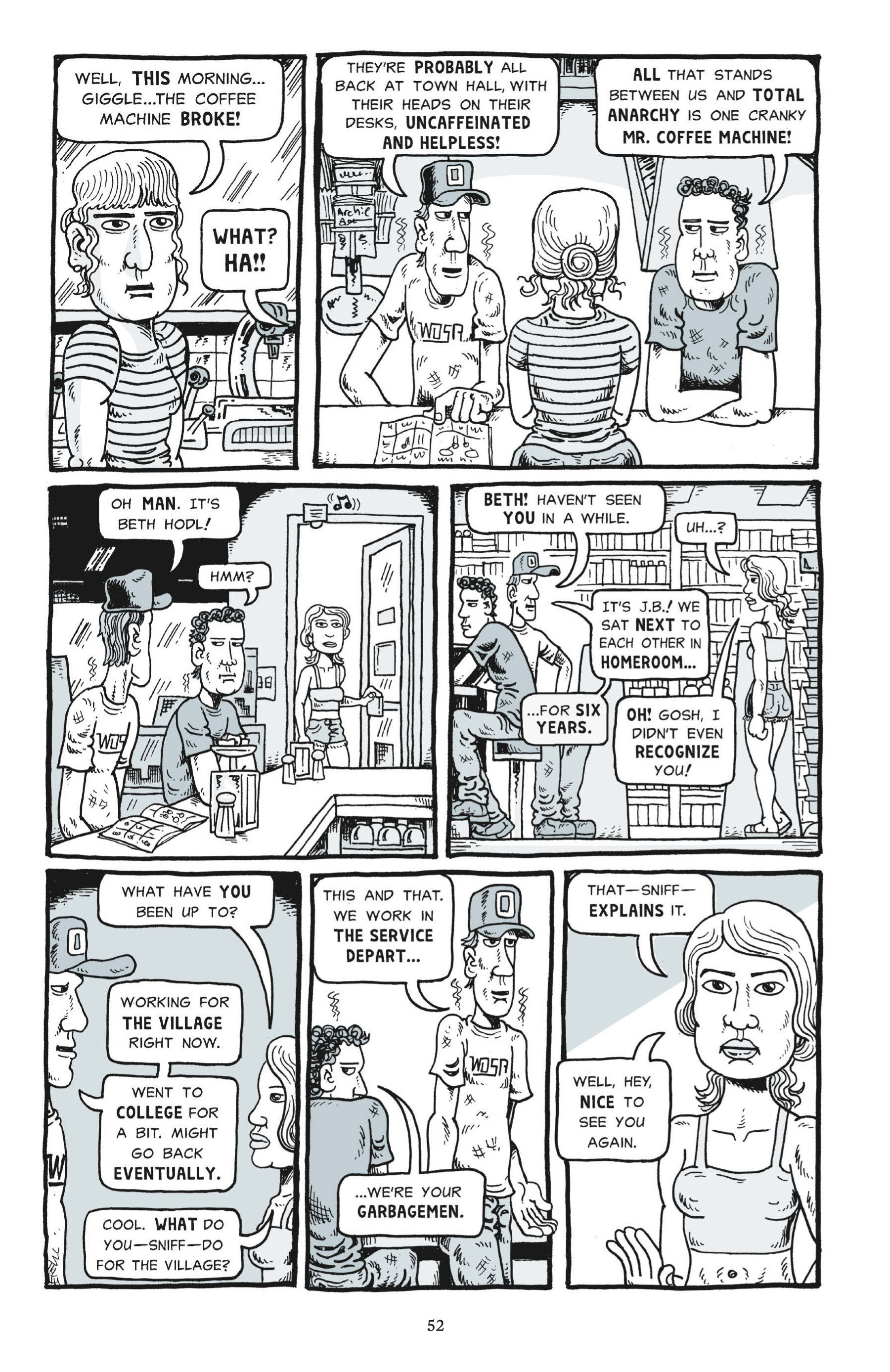 Read online Trashed comic -  Issue # Full - 53