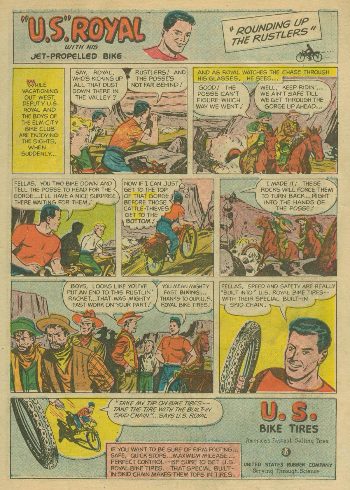 Read online Adventure Comics (1938) comic -  Issue #130 - 12