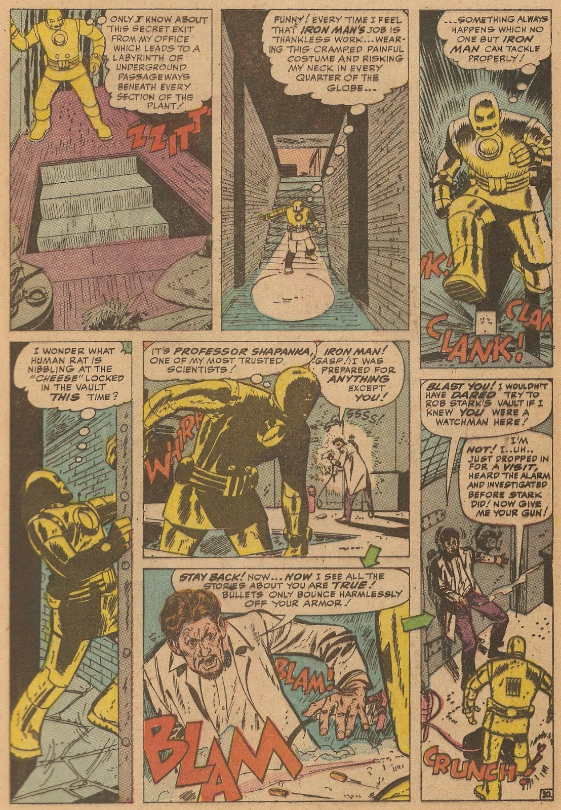 Marvel Collectors' Item Classics issue 8 - Page 37