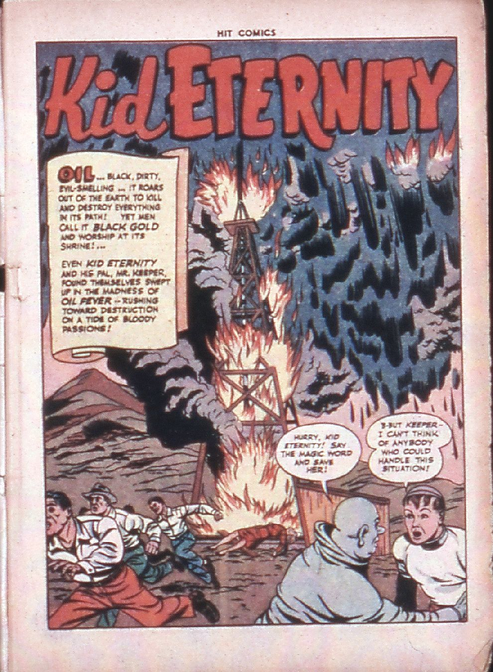 Read online Hit Comics comic -  Issue #33 - 3