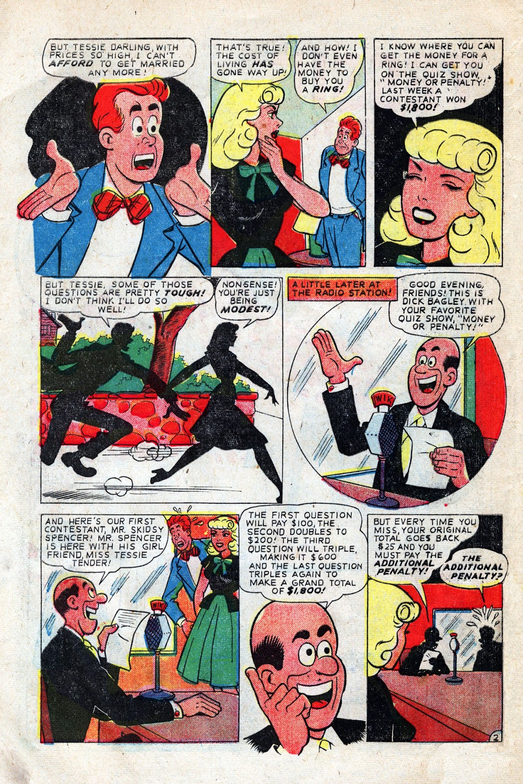 Read online Joker Comics comic -  Issue #33 - 30