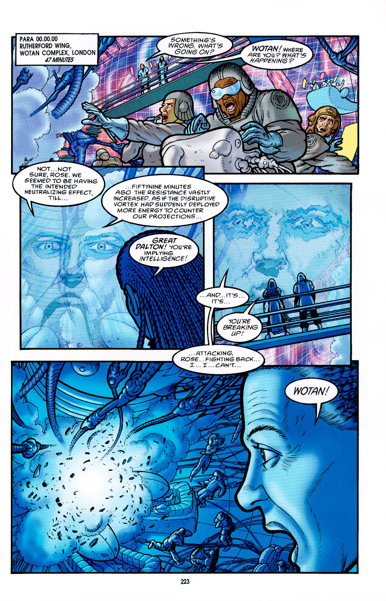Read online Heart of Empire comic -  Issue #7 - 29
