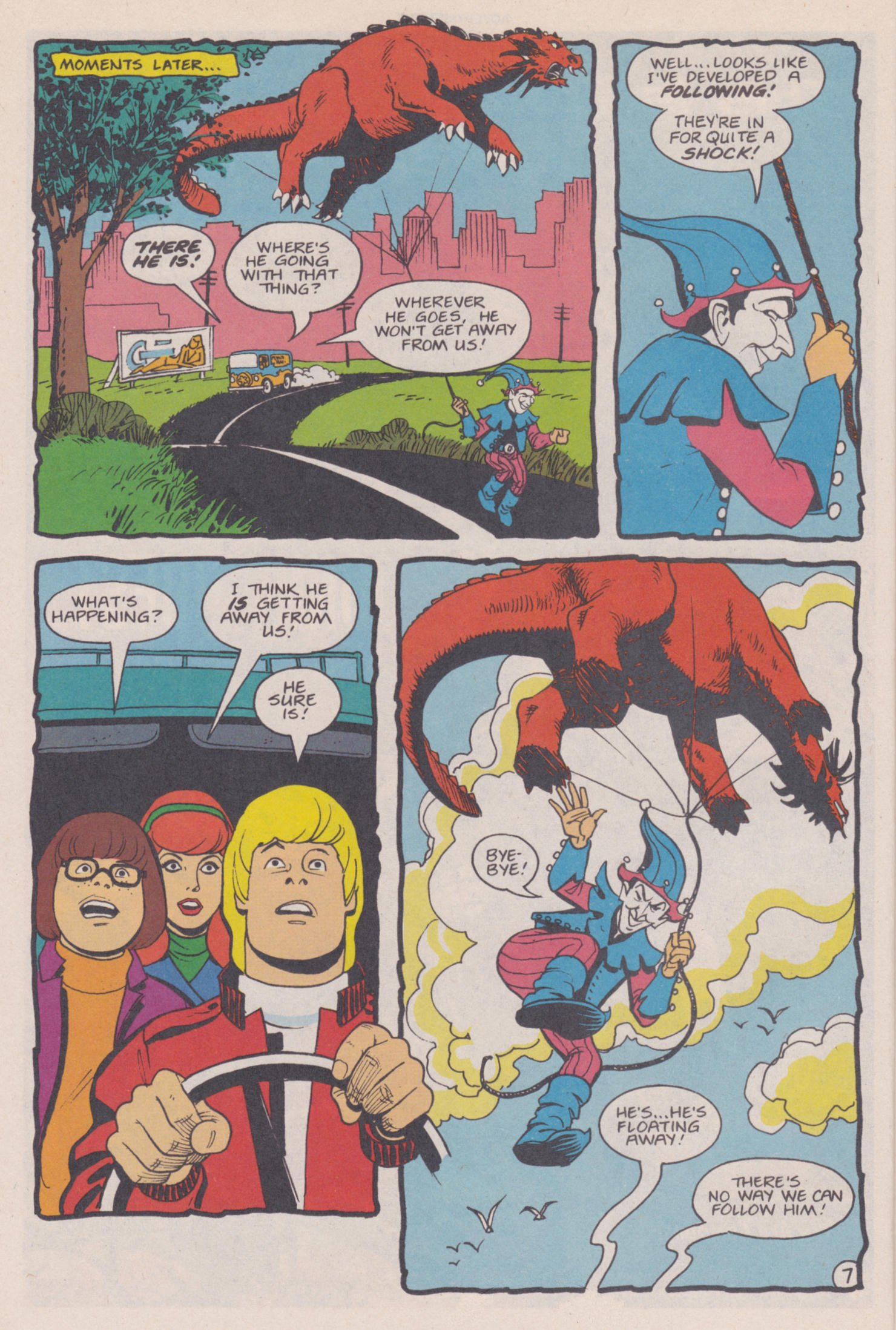 Read online Scooby-Doo (1995) comic -  Issue #14 - 8