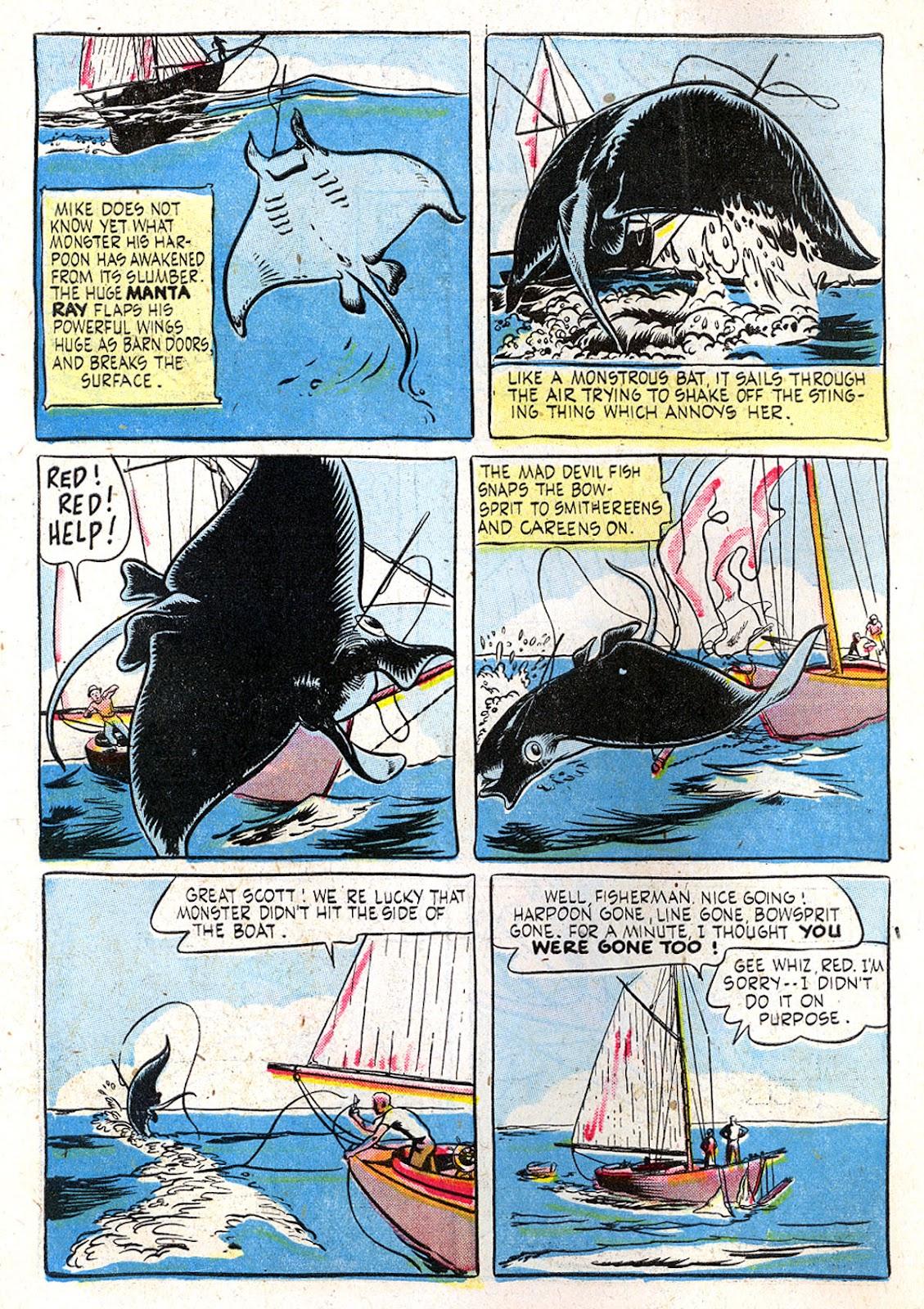 Read online Animal Comics comic -  Issue #29 - 4