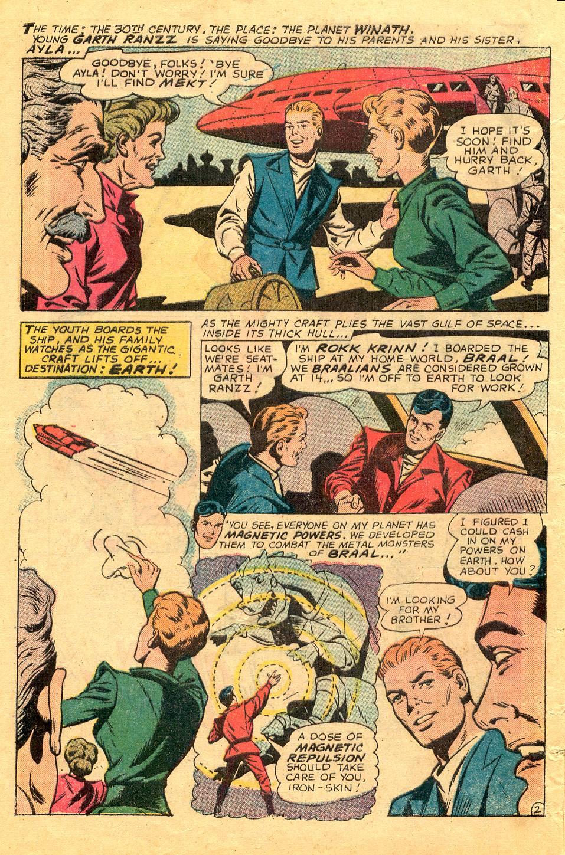 Read online Secret Origins (1973) comic -  Issue #6 - 4
