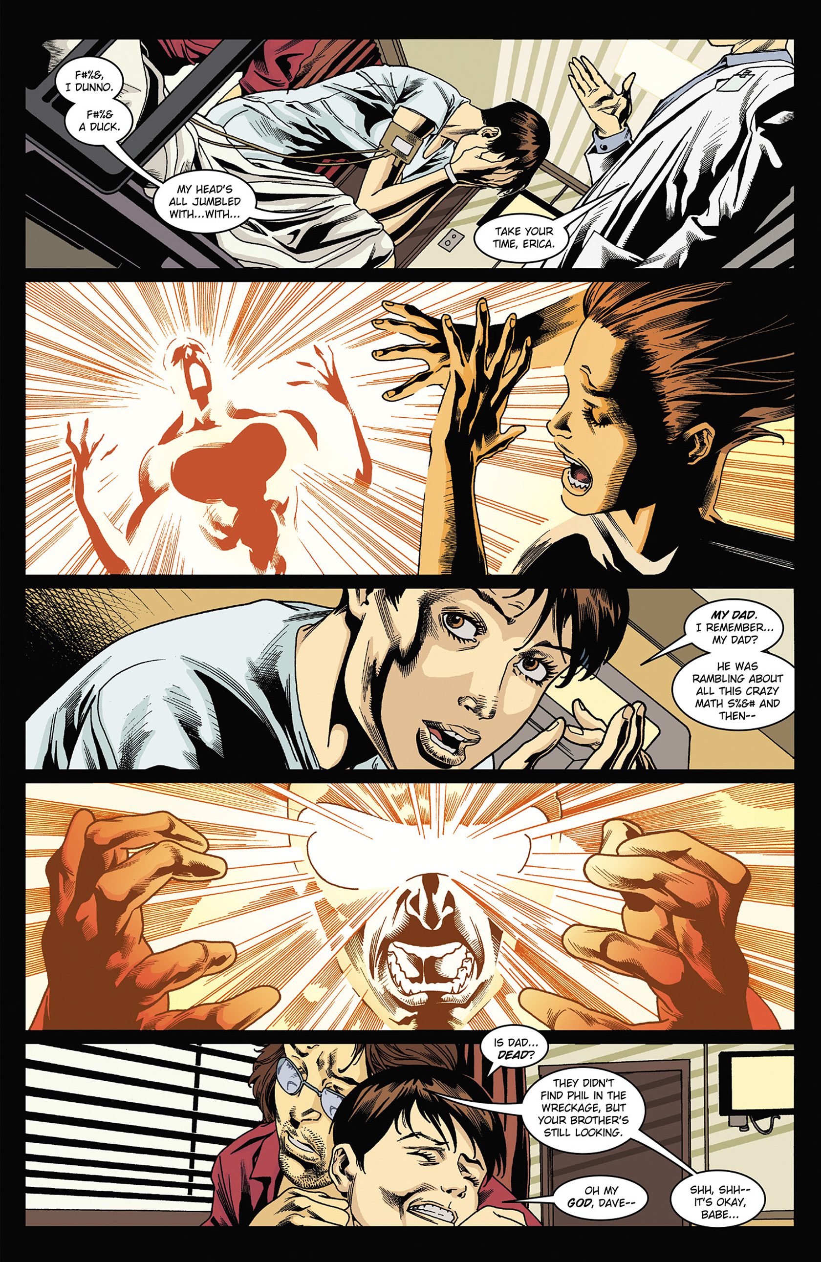 Read online Solar: Man of the Atom (2014) comic -  Issue #2 - 7